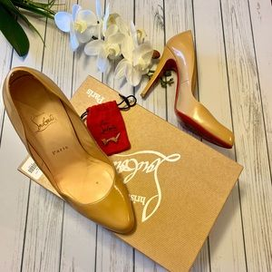 Perfect condition Christian Louboutin Decollete